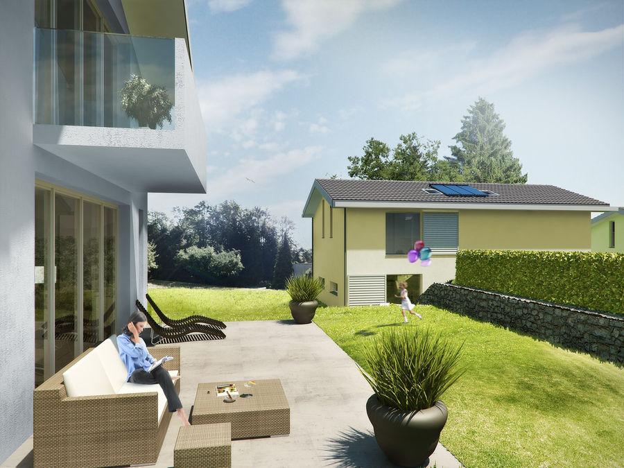 bohraus planung architektur ag. Black Bedroom Furniture Sets. Home Design Ideas