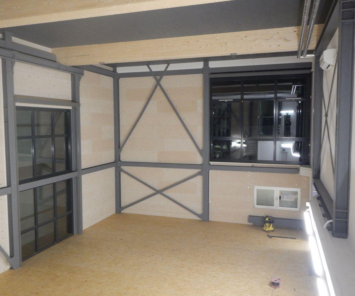 bohraus planung architektur ag umbau business loft luzern. Black Bedroom Furniture Sets. Home Design Ideas